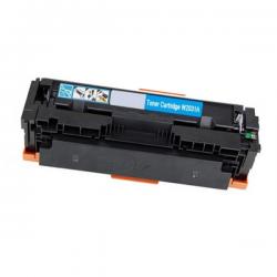 HP - HP 415A (W2031A) M454 Mavi Muadil Toner Çipsiz
