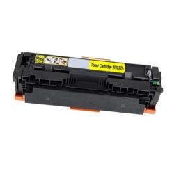 HP - HP 415A (W2032A) M454 Sarı Muadil Toner Çipsiz