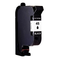 HP - Hp 45-51645A Siyah Muadil Kartuş