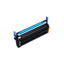 HP - HP 645A (C9731A) Mavi Muadil Toner