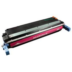 HP - HP 645A (C9733A) Kırmızı Muadil Toner