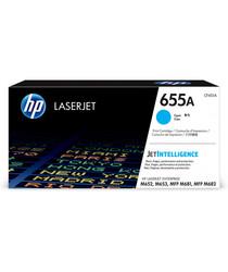 HP - HP 655A CF451A Mavi Orjinal Toner