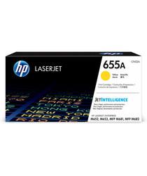 HP - HP 655A CF452A Sarı Orjinal Toner