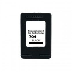 HP - HP 704 Siyah Muadil Kartuş Deskjet 2060 CN692AE