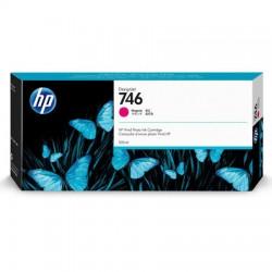 HP - Hp 746 Kırmızı Orjinal Kartuş P2V78A