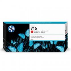 HP - Hp 746 Kromatik Kırmızı Orjinal Kartuş P2V81A