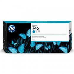 HP - Hp 746 Mavi Orjinal Kartuş P2V80A