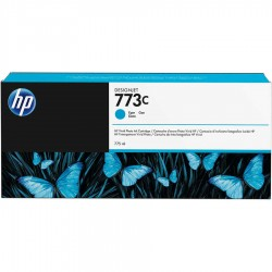 HP - Hp 773c Mavi Orjinal Kartuş C1Q42A