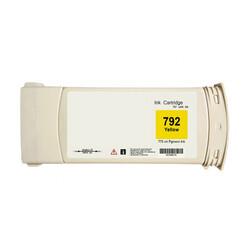 HP - Hp 792-CN708A Sarı Muadil Lateks Kartuş