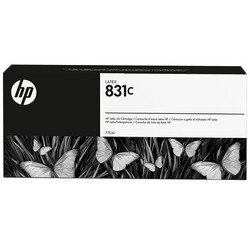 HP - Hp 831-CZ694A Siyah Orjinal Lateks Kartuş
