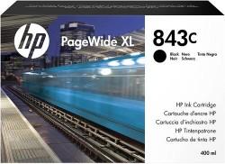 - HP 843C C1Q65A Siyah Orjinal Kartuş