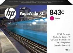 - HP 843C C1Q67A Kırmızı Orjinal Kartuş