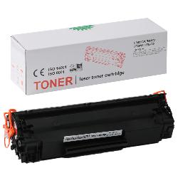HP - HP CE285A 85A Muadil Toner