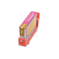 HP - HP 903XL Yüksek Kapasiteli Kırmızı Muadil Mürekkep Kartuş T6M07AE