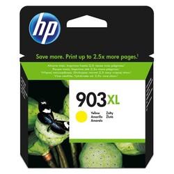 HP - HP 903XL Yüksek Kapasiteli Sarı Orijinal Mürekkep Kartuş