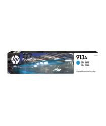 HP - HP 913A Yüksek Kapasiteli Pagewide Mavi Kartuş