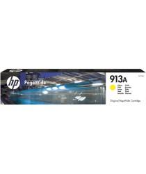 HP - HP 913A Yüksek Kapasiteli Pagewide Sarı Kartuş