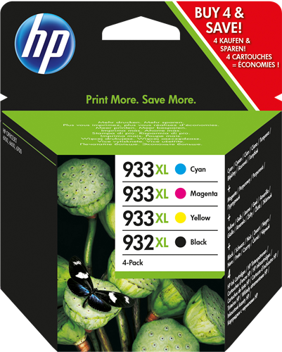 HP - HP 932XL-933XL Orjinal Kartuş Seti