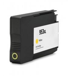HP - HP 953XL Yüksek Kapasiteli Sarı Muadil Mürekkep Kartuşu