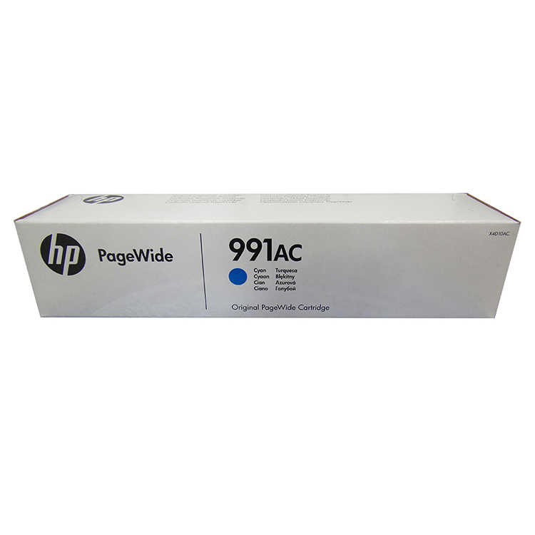 HP 991AC Mavi Orjinal Pagewide Kartuş X4D10AC