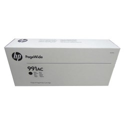 HP - HP 991AC Siyah Orjinal Pagewide Kartuş X4D19AC