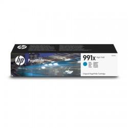 HP - Hp 991X Mavi Yüksek Kapasiteli Orjinal Kartuş M0J90AE