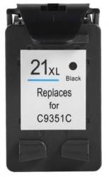 HP - HP C21XL / C9351 (21XL) Siyah Muadil Kartuş