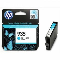 HP - HP C2P20A (935) Mavi Mürekkep Kartuş