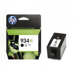 HP - HP C2P23A (934XL) Siyah Mürekkep Kartuş