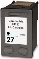 HP - Hp C8727A (27) Siyah Muadil Kartuş