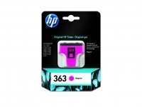 HP - HP C8772E Magenta Mürekkep Kartuş (363)