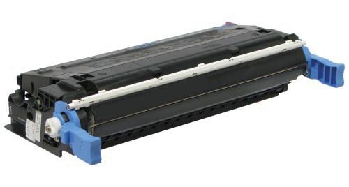 HP C9720A (641A) MUADİL SİYAH TONER