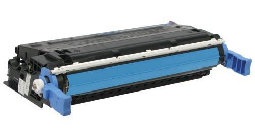 HP C9721A (641A) MUADİL MAVİ TONER
