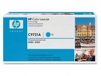 HP - HP C9731A MAVİ ORİJİNAL TONER