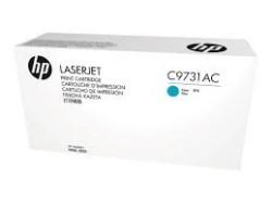 HP - HP C9731AC MAVİ ORİJİNAL TONER