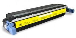 HP - HP C9732A (645A) Muadil Sarı Toner