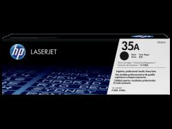HP - HP CB435A (35A) ORJİNAL SİYAH TONER