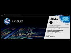 HP - HP CC530A (304A) ORJİNAL SİYAH TONER
