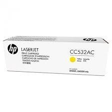 HP - HP CC532AC (304A) SARI ORİJİNAL TONER