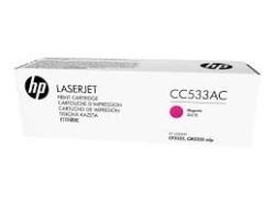 HP - HP CC533AC (304A) KIRMIZI ORİJİNAL TONER
