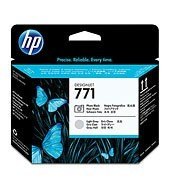 HP - HP CE020 771 Photo Black/L. Gray DJ. Baskı K.