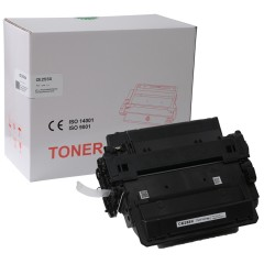 HP - HP CE255X (55X) Muadil Toner