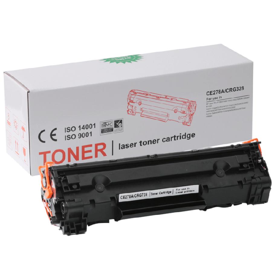 HP CE278A (78A) Muadil Toner