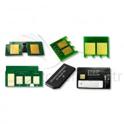 HP - HP CE321A / 128A (CY) Toner Çipi
