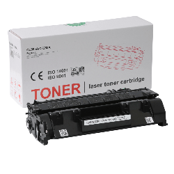 HP - HP CE505A (05A) Muadil Toner
