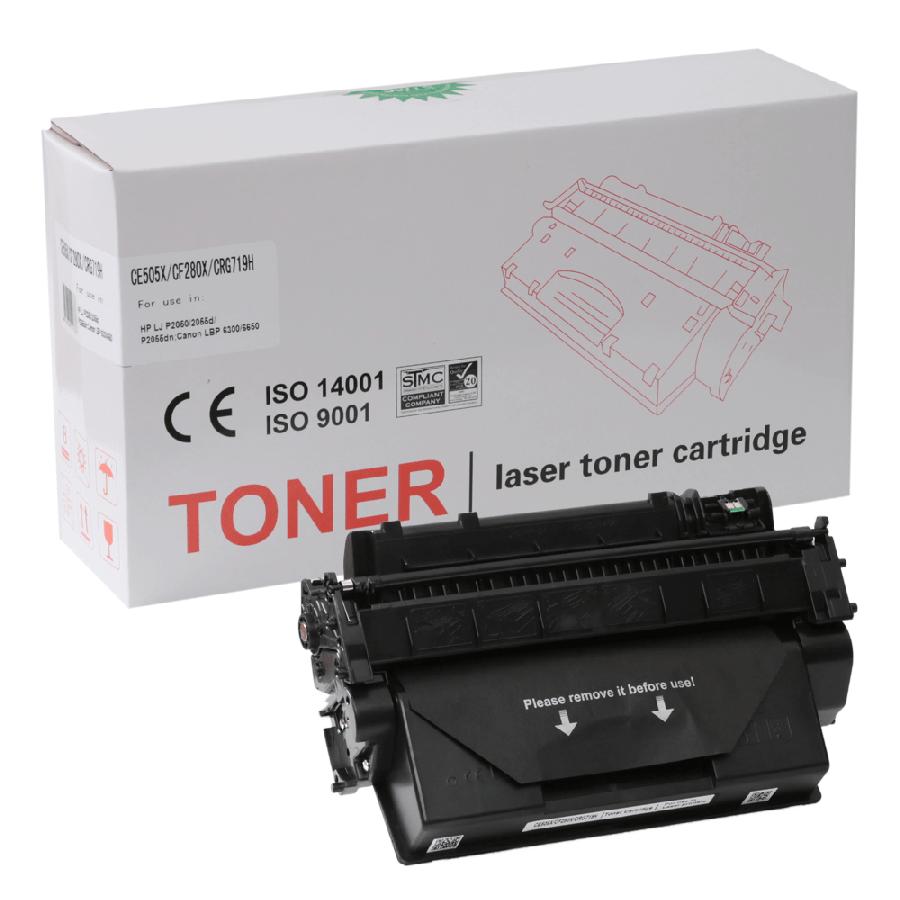 HP CE505X (05X) YÜKSEK KAPASİTE Muadil Toner