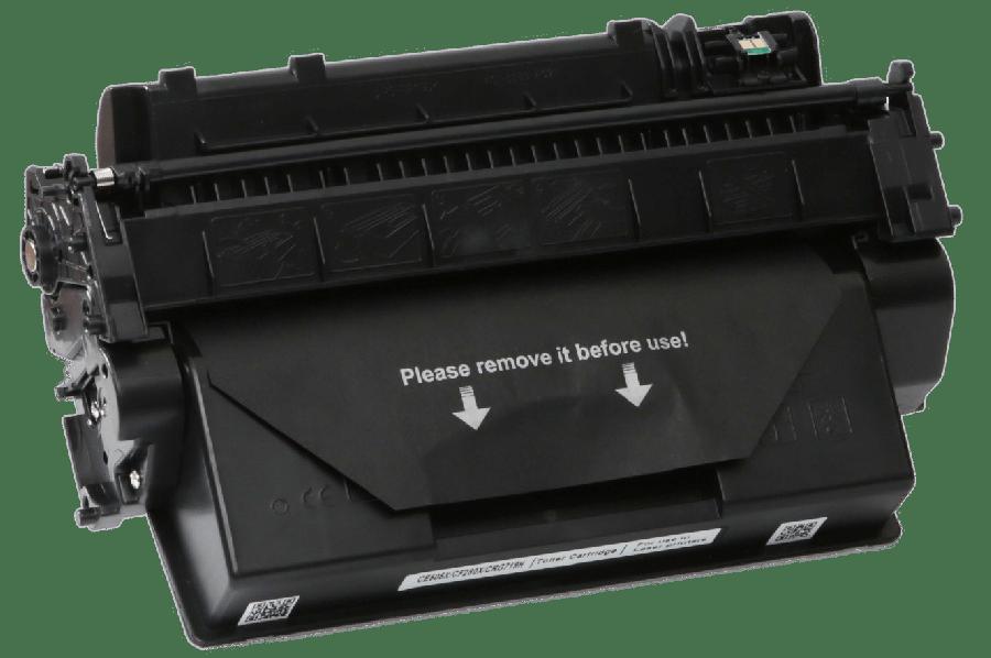 HP CE505X (05X) MUADİL SİYAH TONER YÜKSEK KAPASİTE