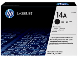 HP - HP CF214A (14A) ORJİNAL SİYAH TONER