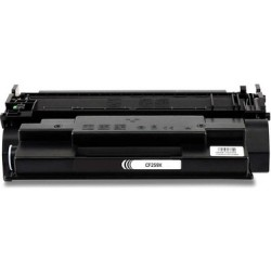 HP - HP CF259X (59X) Siyah Çipli Yüksek Kapasite Muadil Toner