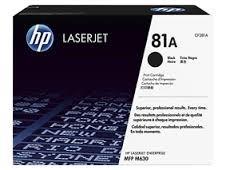 HP - HP CF281A (81A) SİYAH ORİJİNAL TONER